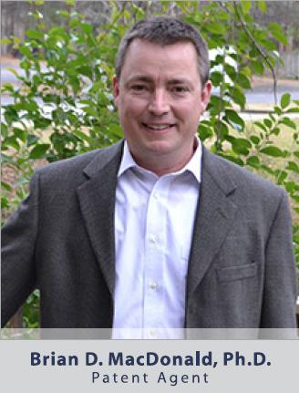 Brian MacDonald Patent Agent