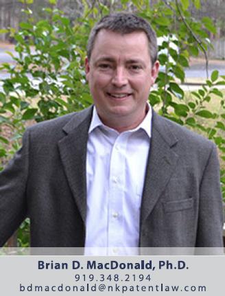 Brian MacDonald - Patent Agent