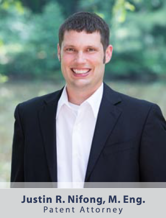 Justin Nifong Patent Attorney