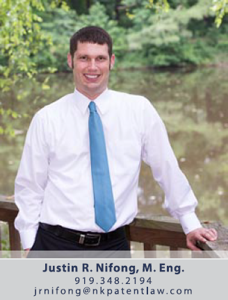Justin Nifong - Patent Attorney