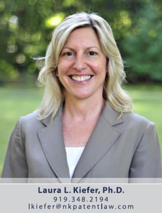 Laura Kiefer - Patent Attorney