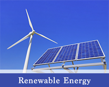 Home Page Renewable Energy Picture