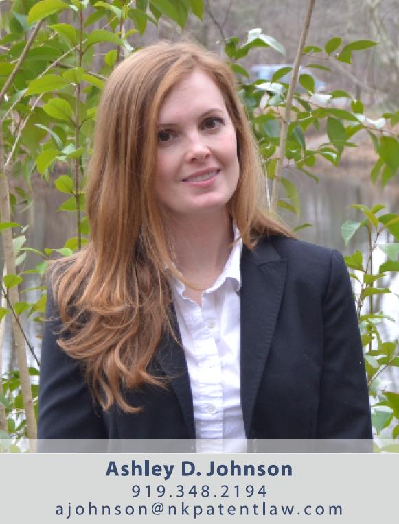 Ashley Johnson - Patent Attorney