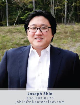 Joseph Shin - Patent Attorney