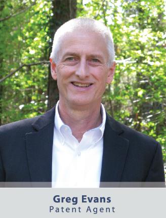 Greg Evans Patent Agent